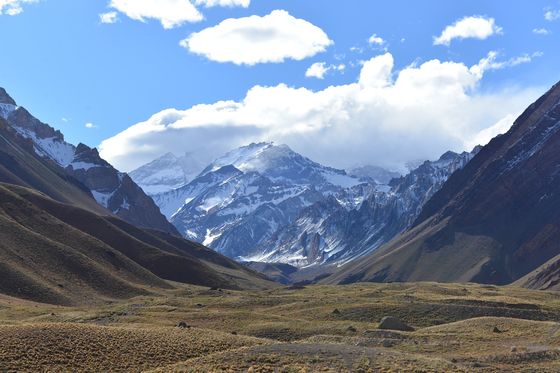 Laura and Logan's Aconcagua Adventure - Alan Mallory ...