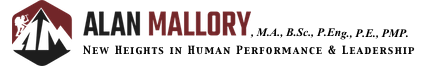 Alan Mallory – Speaker, Author and Performance Coach Logo